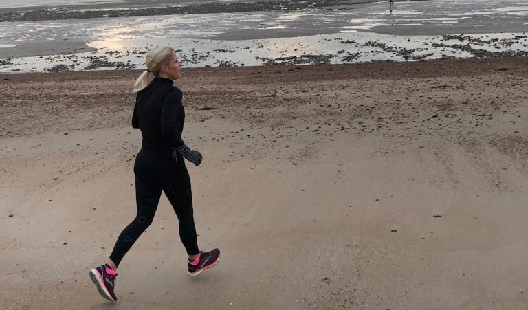 Safe in Sussex's Finance Manager to Run in the Brighton Marathon