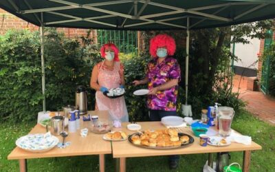Safe in Sussex's annual Shocking Shirts & Funky Frocks Day is a great success