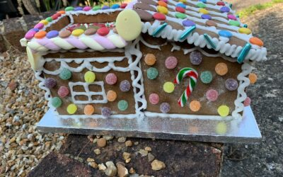 Gingerbread House Team Challenge Project for Year 10 Students