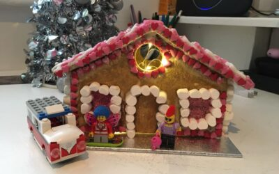 Safe in Sussex's Gingerbread House Fun is Back – Now Bigger than Ever!